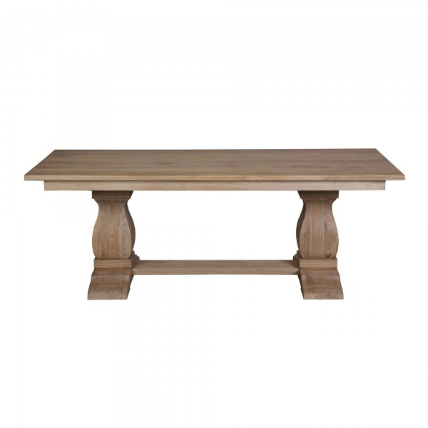 Monastere dining table frenchhouse company - Table monastere relookee ...